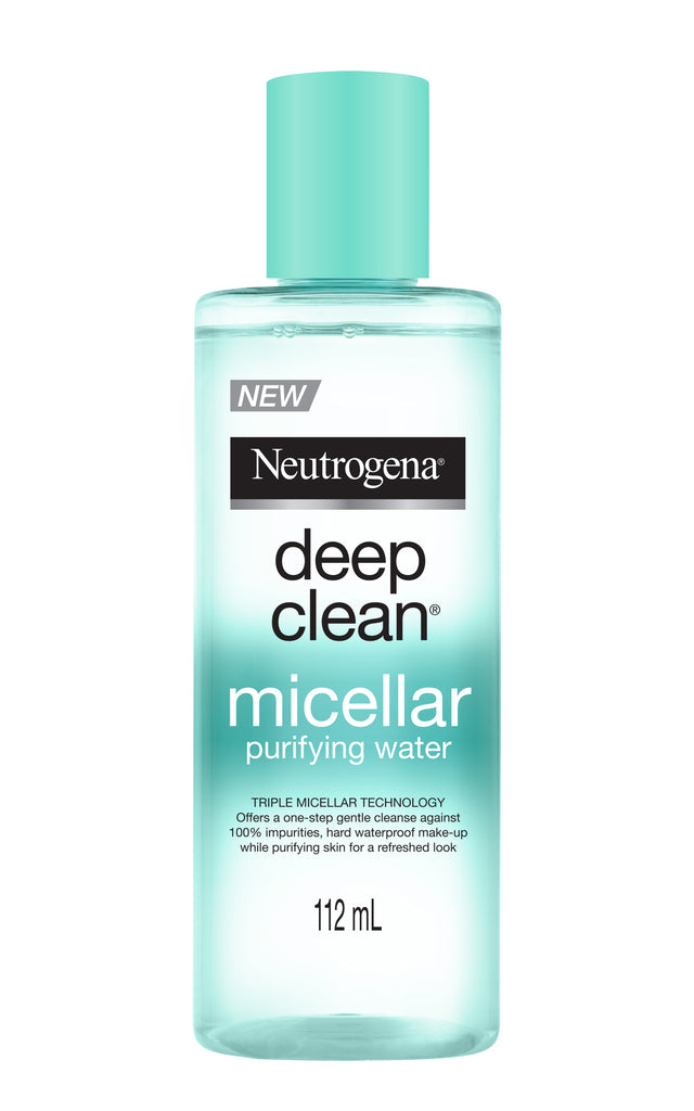 Deep Clean Micellar Purifying Water 112 ml
