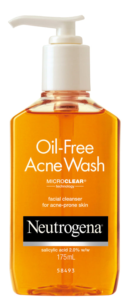 Oil-Free Acne Wash 175 ml