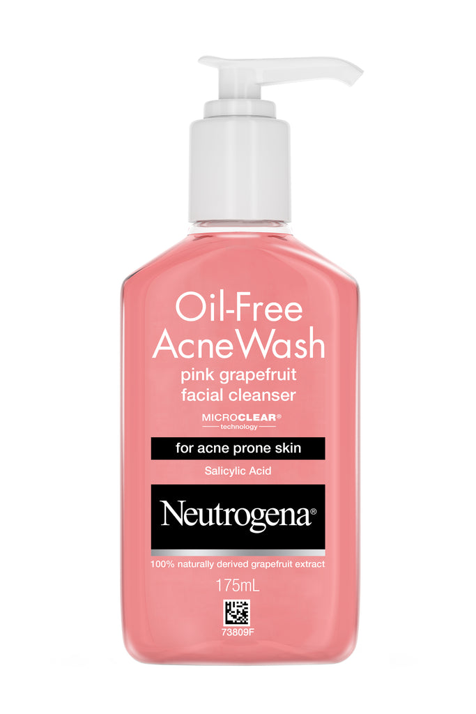 Oil Free Acne Wash Pink-Grapefruit Cleanser 175 ml