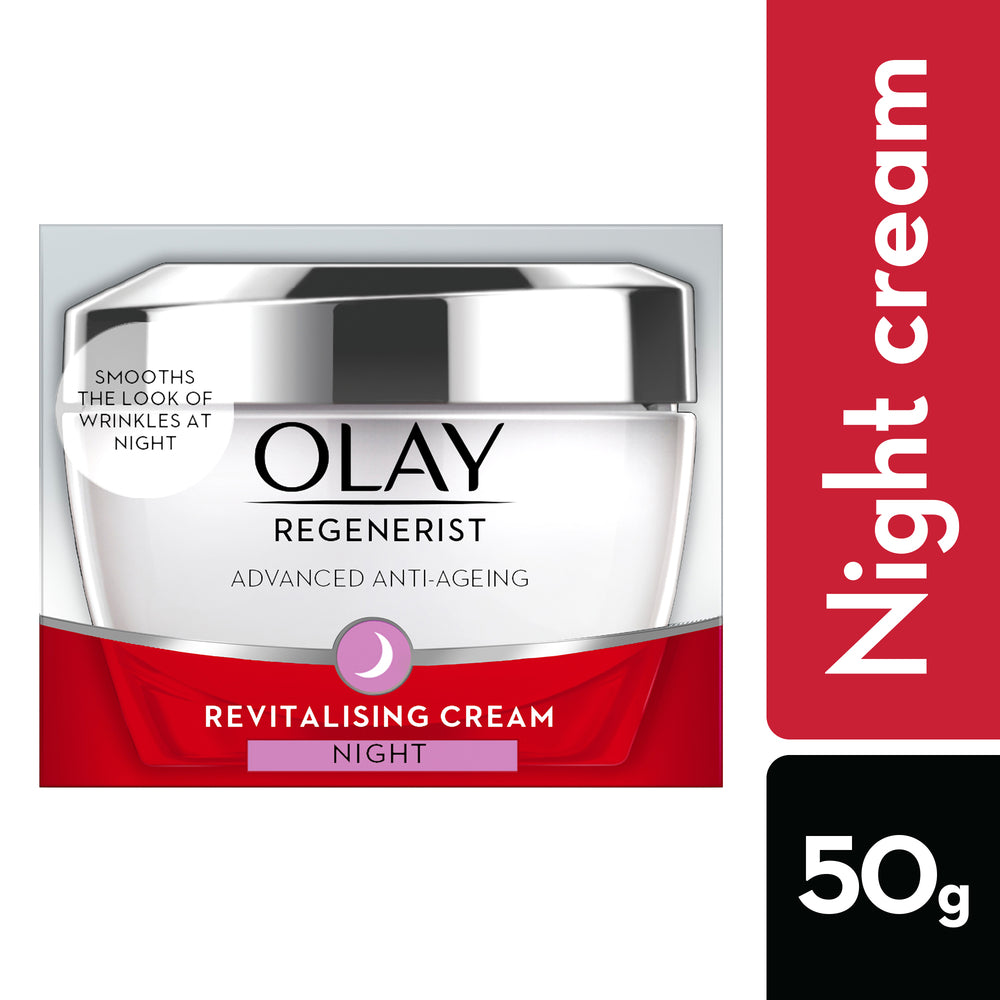 Regenerist Advanced Anti-Ageing Revitalizing Night Skin Cream (Moisturizer) 50g