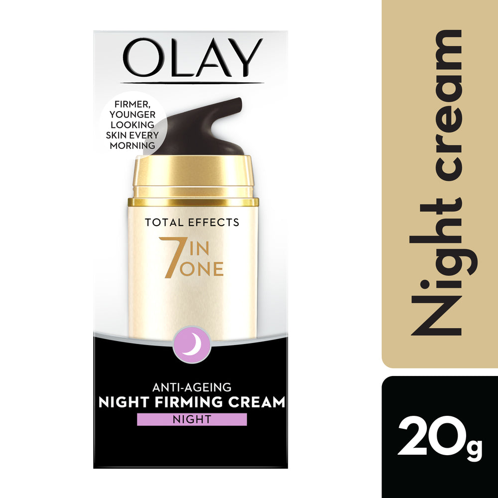 Total Effects 7 IN 1 Anti Ageing Night Skin Cream 20 gm