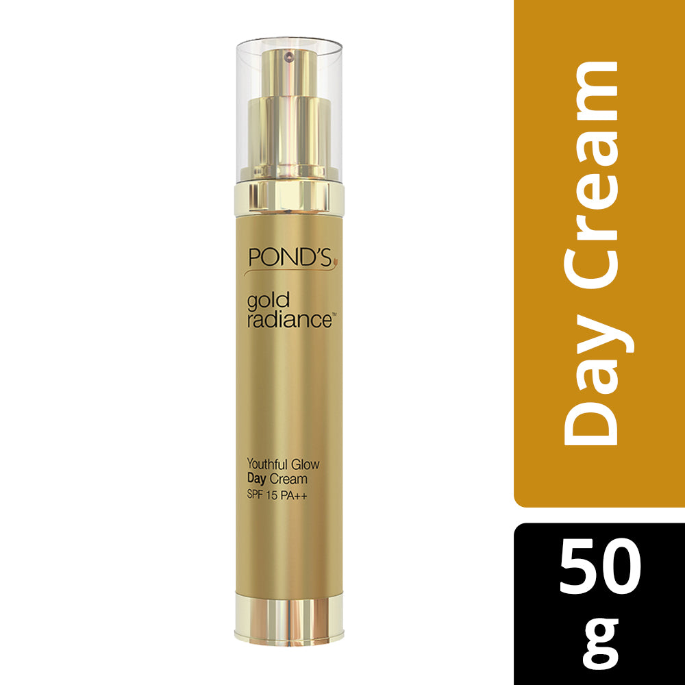 Gold Radiance Youthful Glow Day Cream, 50 g