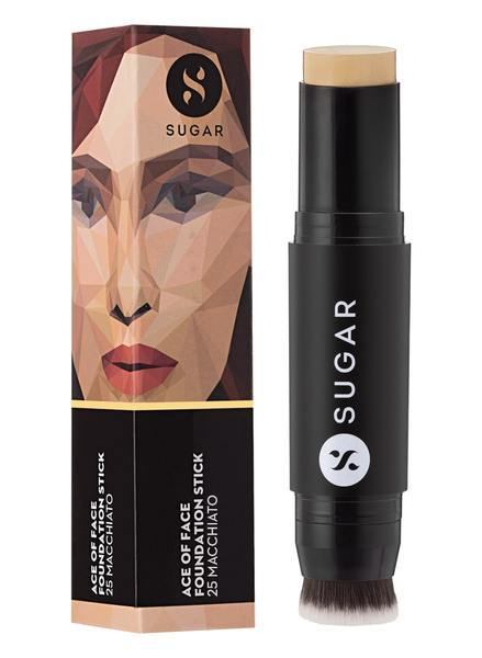 Ace Of Face Foundation Stick - 25 Macchiato (Light Medium, Olive Undertone)