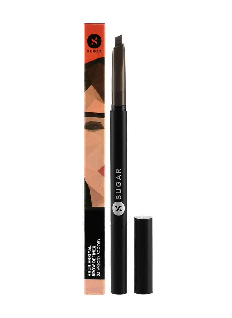 Arch Arrival Brow Definer - 03 Woody Scooby (Deep Brown)