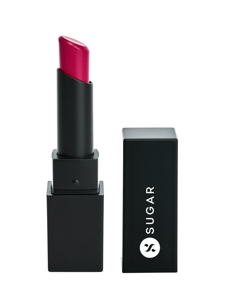 Nothing Else Matter Longwear Lipstick - 06 Pink Aloud (Bright Fuchsia Pink)