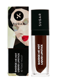 Smudge Me Not Liquid Lipstick - 42 Toast Roast (Deep Reddish Brown)