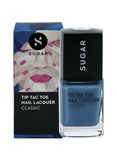 Tip Tac Toe Nail Lacquer - 015 Seal The Slate (Blue Grey)