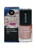 Tip Tac Toe Nail Lacquer - 040 Rust For The Record (Metallic Copper)