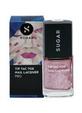 Tip Tac Toe Nail Lacquer - 042 Rock And Rose (Metallic Rose Gold)