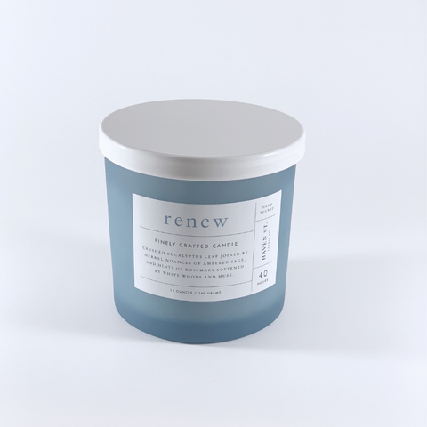 Renew Scented Candle