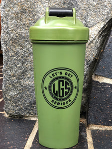 LGS Shaker Cup Multiple colors