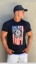 Load image into Gallery viewer, Men's Flag Tees