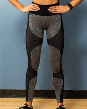Load image into Gallery viewer, Ladies Ribbed Leggings