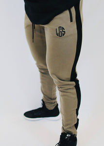 Unisex Striped Joggers