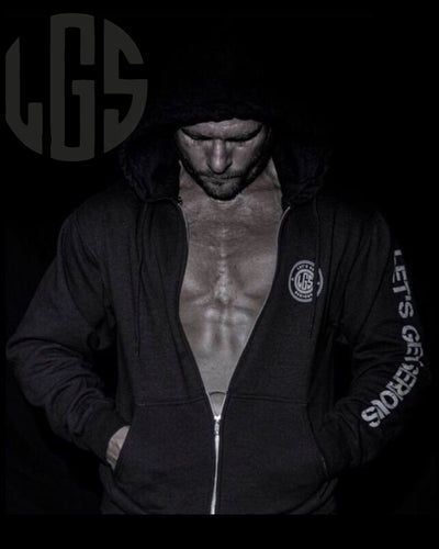 Men's Full Zip Hoodies