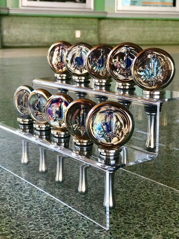 Hand Blown Custom Wine Stoppers