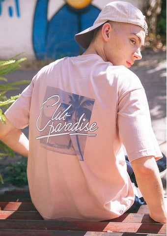Retro Club Paradise T-Shirt