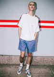 V&S Red Stripe T-Shirt