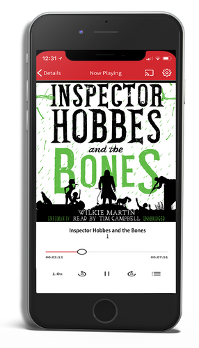 Inspector Hobbes and the Bones: Unhuman, Book 4
