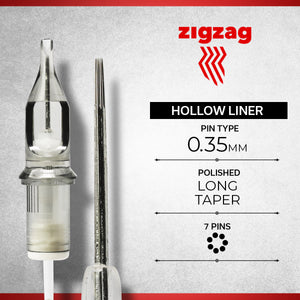 ZIGZAG - HOLLOW