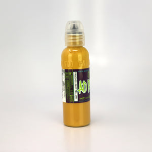 WORLD FAMOUS INK - A.D. PANCHO LIGHT YELLOW