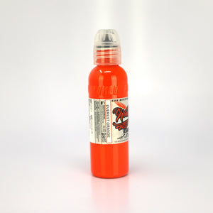 WORLD FAMOUS INK - EVEREST ORANGE