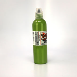 WORLD FAMOUS INK VINCENT ZATERRA ROTTEN GREENS - MUSK LIME