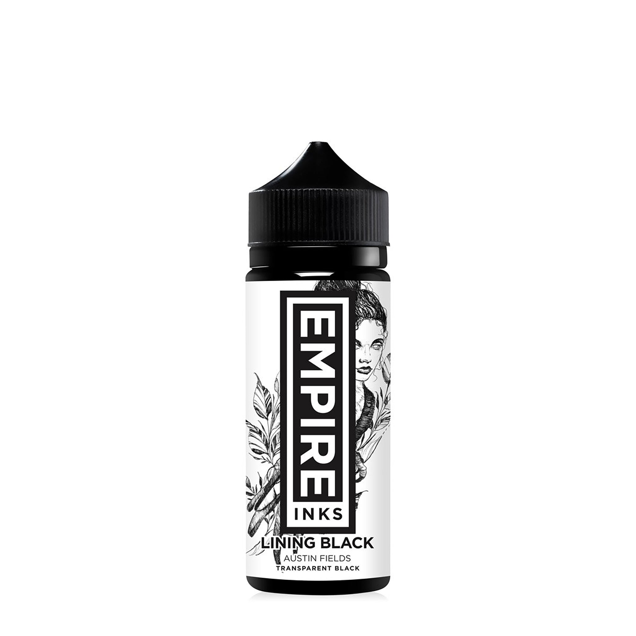 EMPIRE INKS - AUSTIN FIELDS SIGNATURE LINING BLACK, Ink, - Inktrek