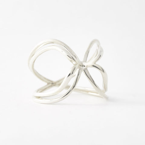 The Wanderlust Butterfly Ring | 3D Printed Jewelry | 3D Printing Fashion