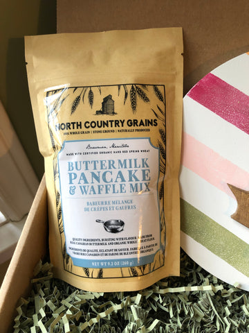 North Country Grains Pancake & Waffle Mix