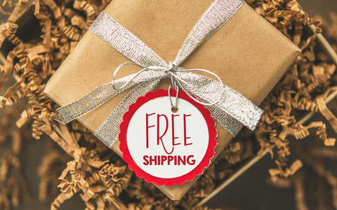 How to get free shipping