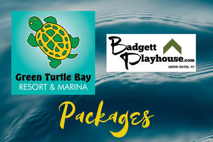 Green Turtle Bay Resort & Marina and Badgett Playhouse Packages