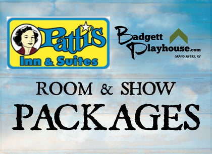 Patti's Inn & Suites & Badgett Playhouse Package