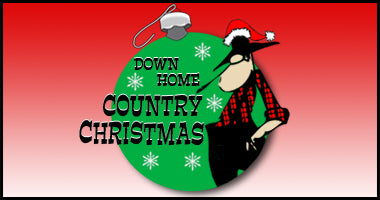 Down Home Country Christmas CD