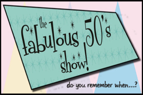 The Fabulous 50s Show! CD