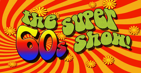 The Super 60s Show! CD