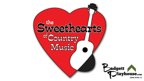 The Sweethearts of Country Music! CD