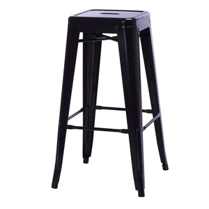 Tolix Style Bar Stool 76cm - Reproduction | GFURN
