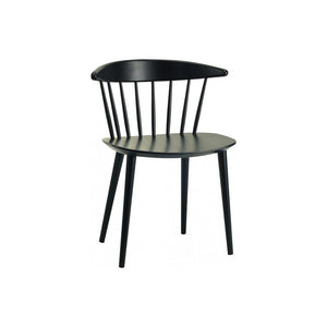 Isolda Dining Chair - Black | GFURN
