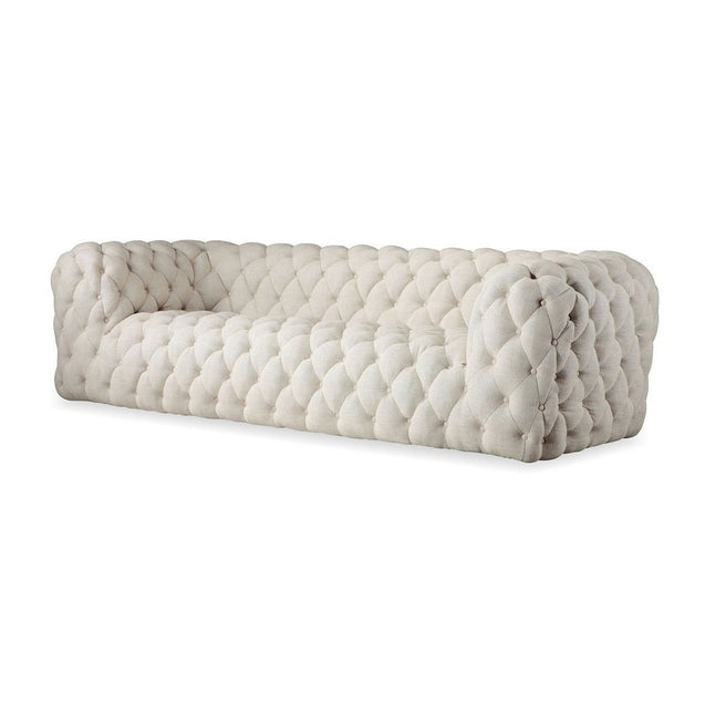 Nella 3-Seater Tufted Sofa | GFURN