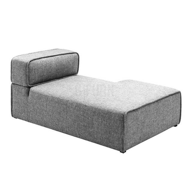L-Shaped 3 Seater Right Sectional Chaise Modern Sofa - Björn | GFURN