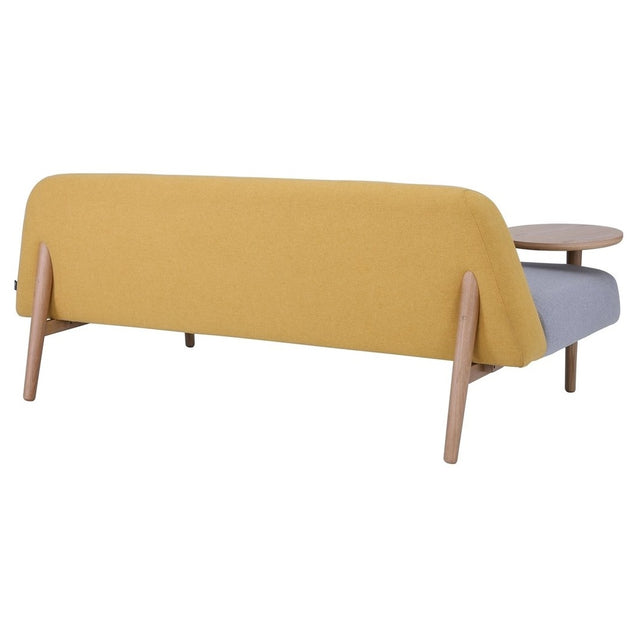 Lusso Daybed - Yellow & Grey | GFURN