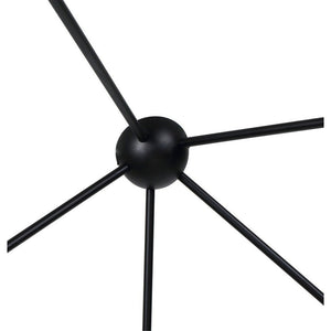 Mouille Five-Arm Spider Ceiling Lamp - Reproduction | GFURN