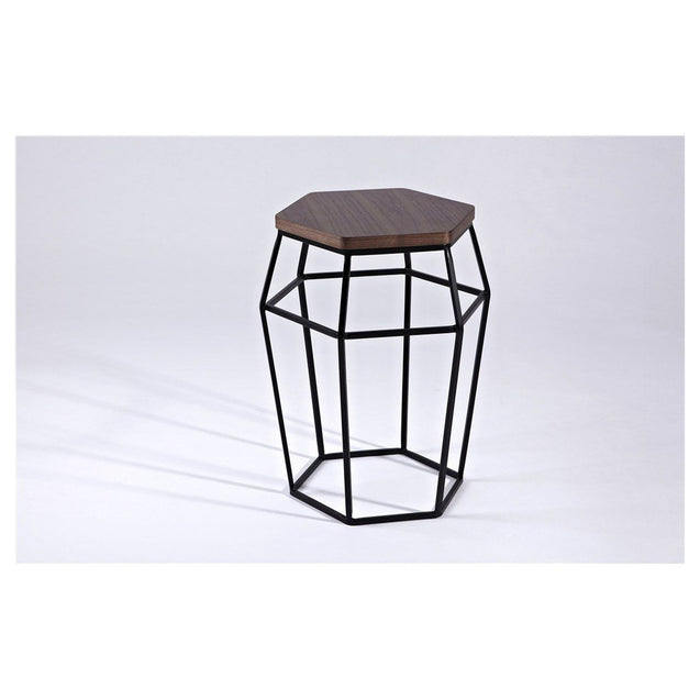 Sakke Hexagon Side Table | GFURN