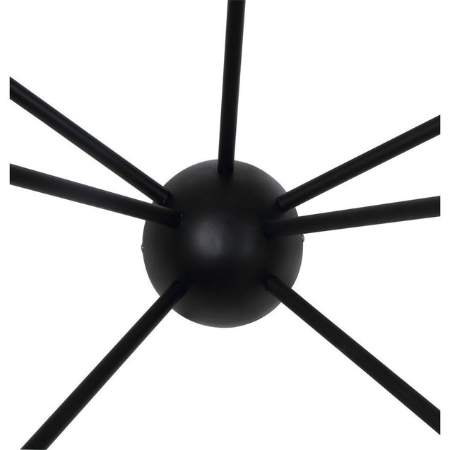 Mouille Seven-Arm Spider Sconce Wall Lamp - Reproduction | GFURN