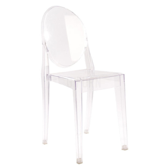 Victoria Ghost Chair - Reproduction | GFURN