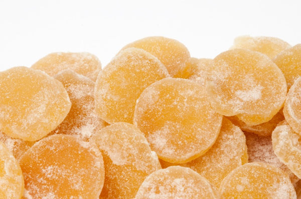 Select Crystallized Ginger Slices