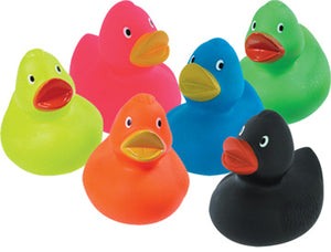Rubber Ducky Colors
