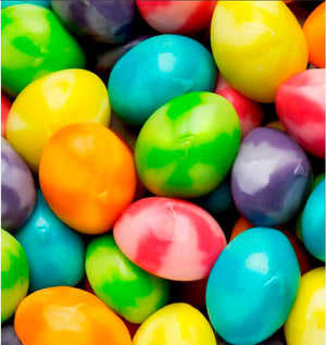 Gummi Swirly Eggs