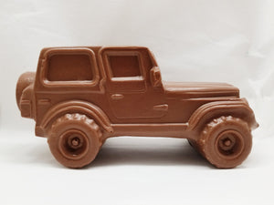 Milk Chocolate Jeep
